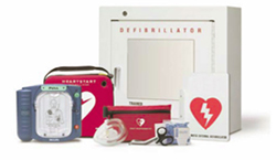 AED package