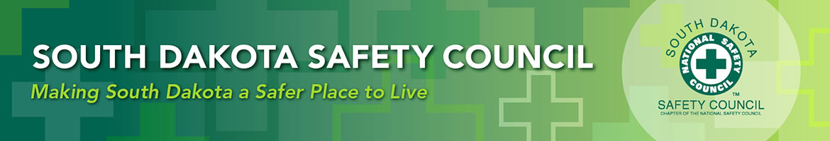 South Dakota Safety Council Banner
